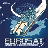 Europapark Eurosat in a second Orbit Soundtrack