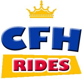 Custom Flat Rides RCT3 - Attractie Simulaties