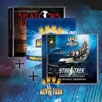 Moviepark Star Trek: Operation Enterprise, Shadows Of Darkness, en Hollywood On Parade Bundel